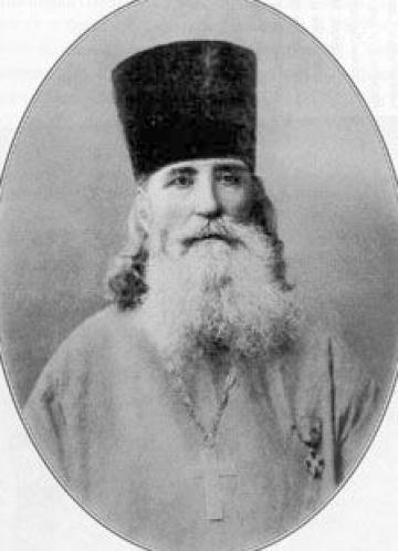 Священномученик Димитрий Киранов (Ялтинский)
